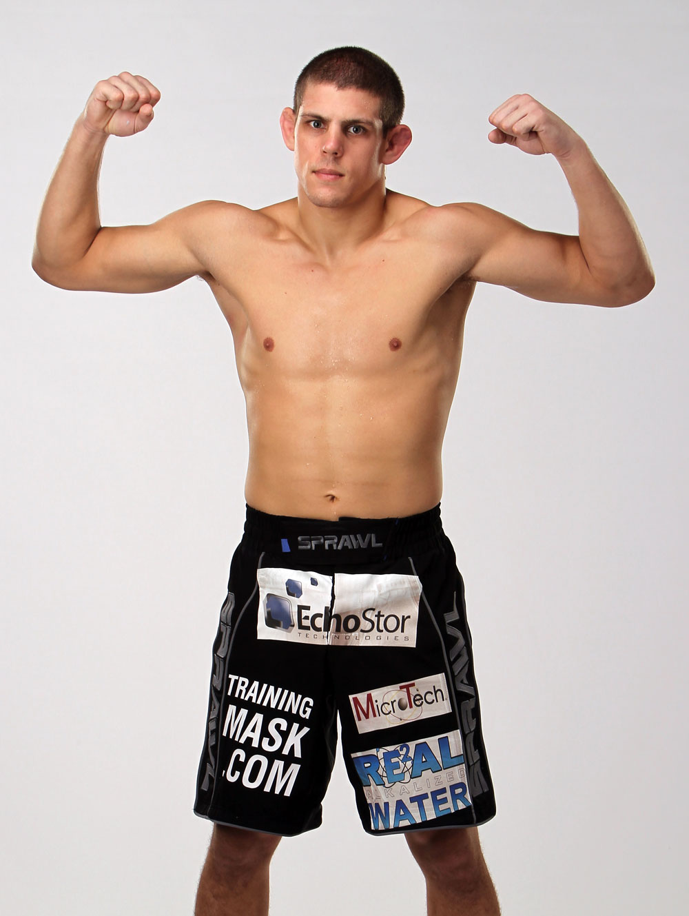Joe Lauzon after his win over Melvin Guillard