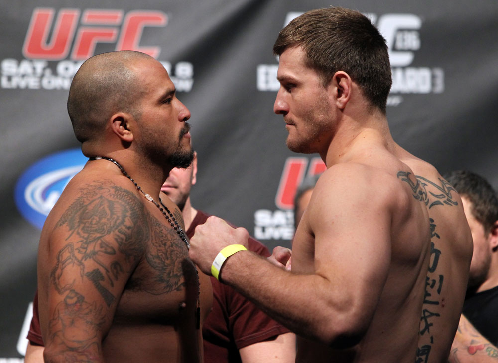 Joey Beltran vs Stipe Miocic