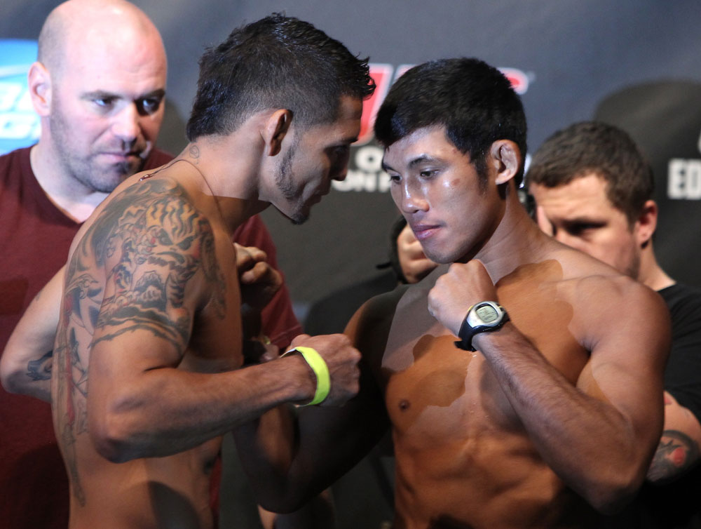 Leonard Garcia vs Nam Phan