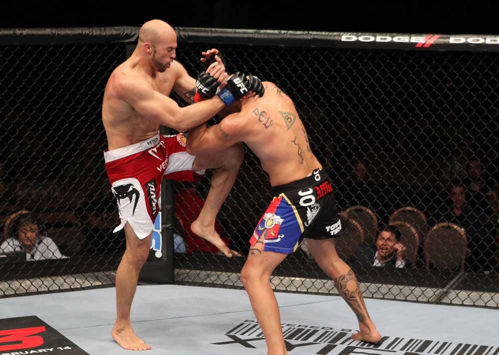 Brandon Vera vs Eliot Marshall