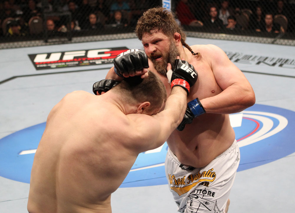 Mirko Cro Cop vs Roy Nelson
