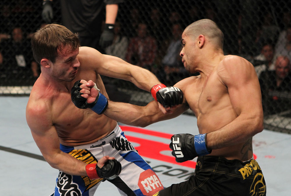 Barao vs Pickett