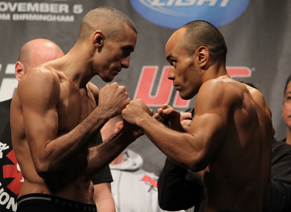 Terry Etim vs Edward Faaloloto
