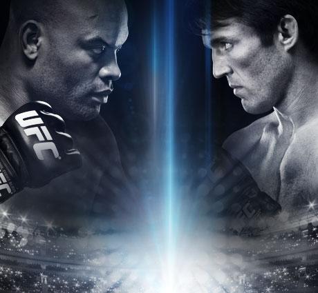 UFC 148 - Silva vs. Sonnen II