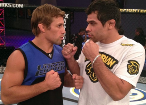 UFC 149 - Urijah Faber vs. Renan Barao