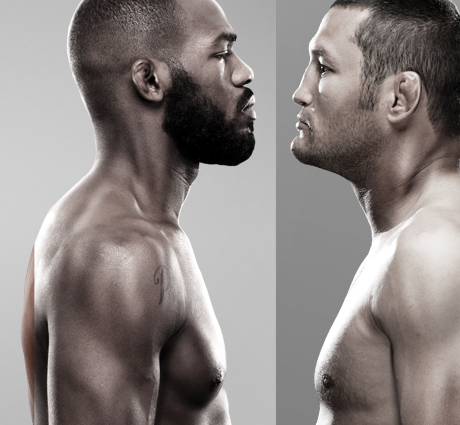 Jones vs Henderson UFC 151