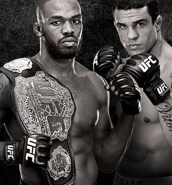UFC 152 - Jones vs. Belfort