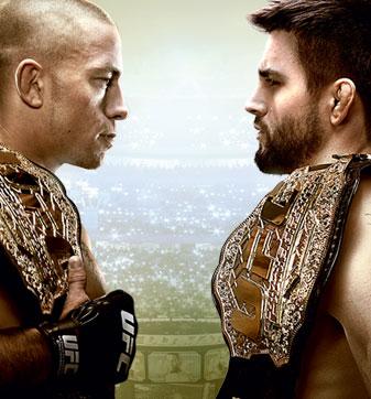 UFC 154: GSP vs. Condit