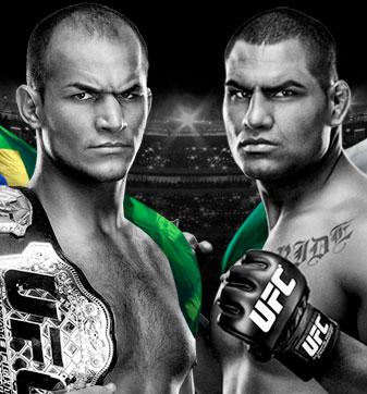 UFC 155 - Dos Santos vs. Velasquez II