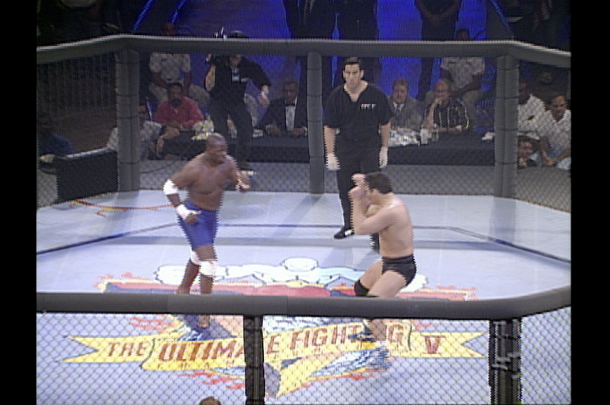 Dan Severn vs. Joe Charles, UFC 5