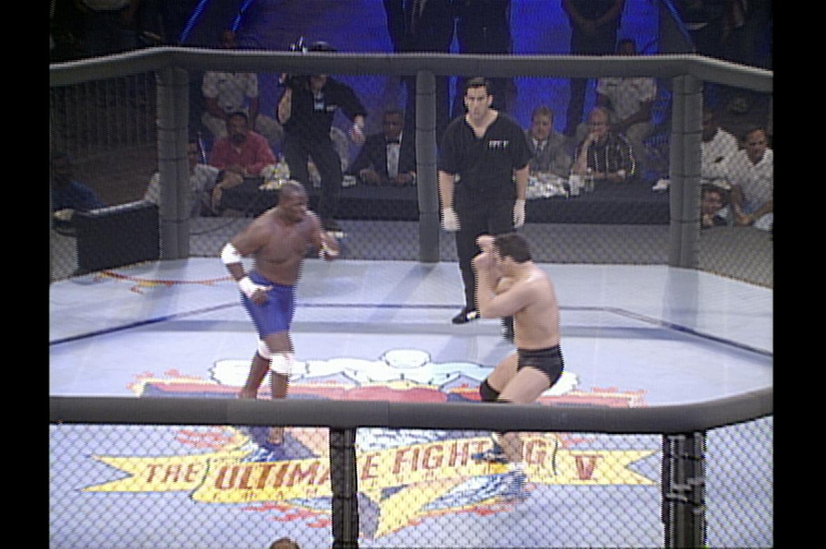 Dan Severn vs. Joe Charles, UFC 5