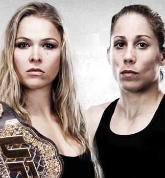 UFC 157 - 로우지 vs. 카무치