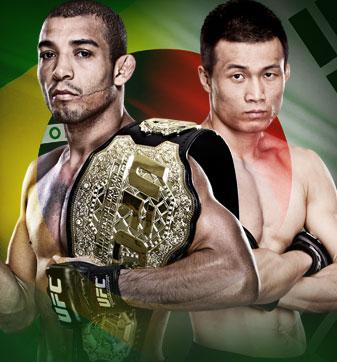 UFC 163: Aldo vs. Jung