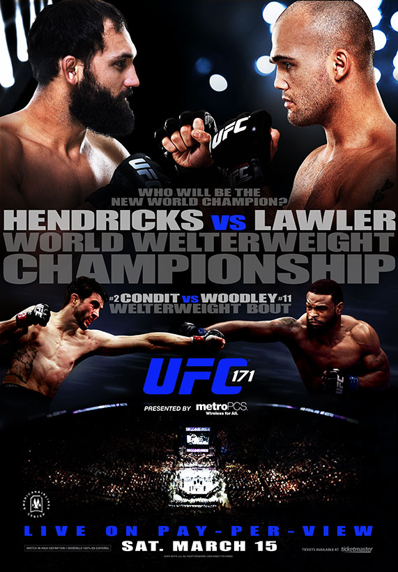 <a href='../event/UFC-Silva-vs-Irvin'>UFC </a>171: Hendricks vs. Lawler