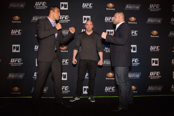 Mexico, the UFC is Here