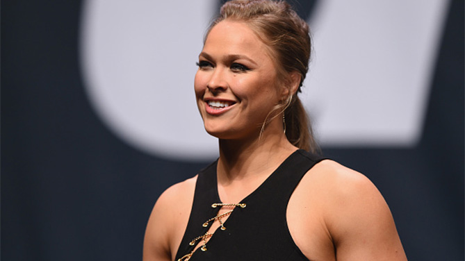 Ronda Rousey Set To Star In U0027Road Houseu0027 Remake