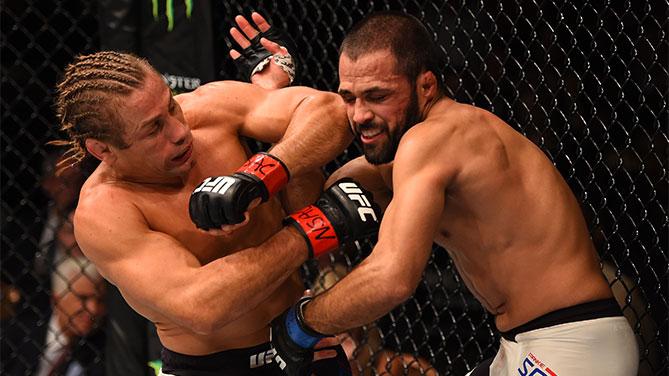 UFC 194 Prelim Results   UFC ® - News