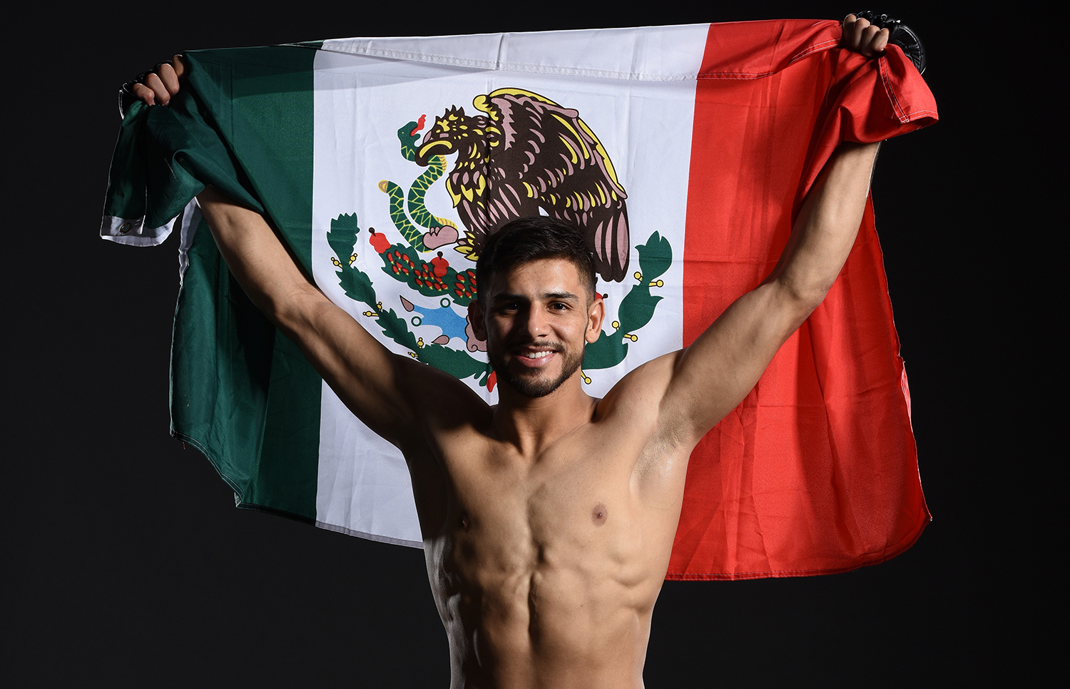 Yair Rodriguez headlines his second consecutive UFC event when he takes on BJ Penn on Jan. 15