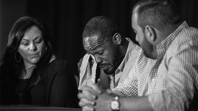 Jon Jones (Photo credit: John Barry)