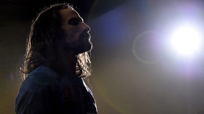 Josh Samman (Photo by Jeff Bottari/Zuffa LLC/Zuffa LLC via Getty Images)