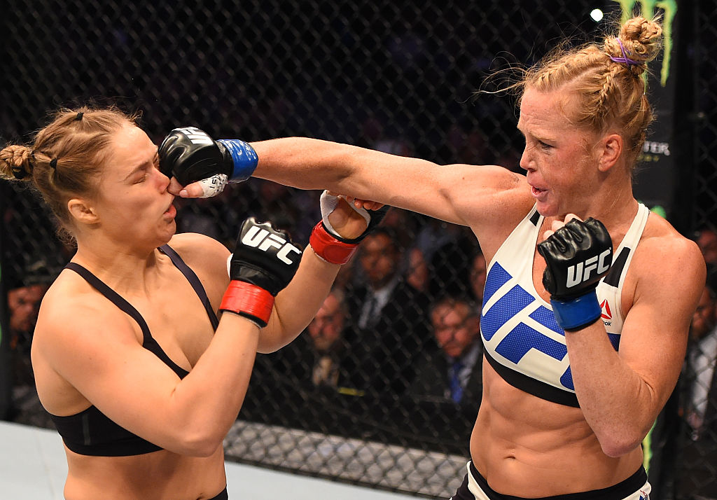 Holly Holm To Appear On