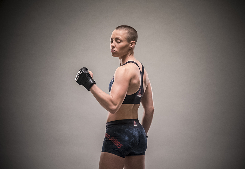 Image result for rose namajunas
