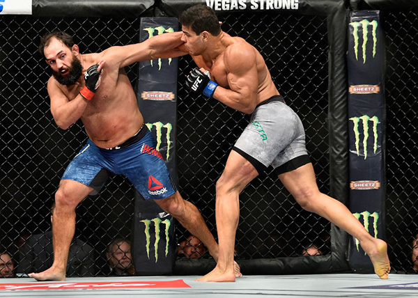 Paulo Costa Lays Waste To Johny Hendricks With Second Round Knockout