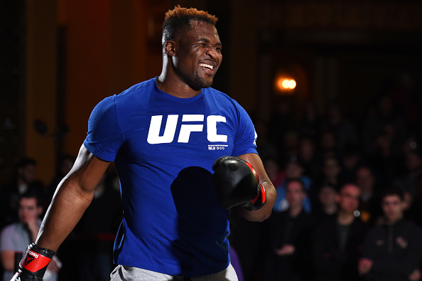 Francis Ngannou Knocks Out Overeem And Wants Title Shot