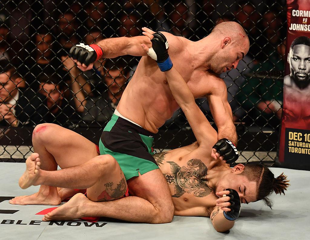 Michael Chiesa's Prediction: Khabib Nurmagomedov Will Defeat Tony Ferguson at UFC 223