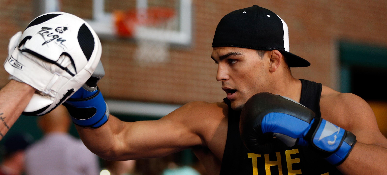 UFC welterweight Kelvin Gastelum