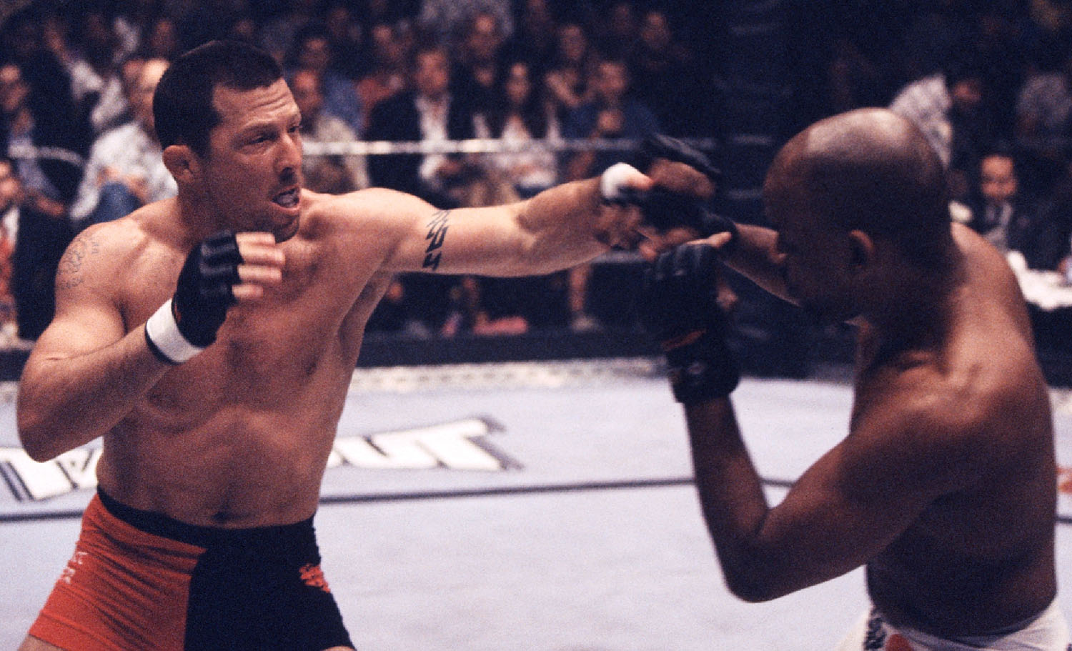 Miletich against Carter