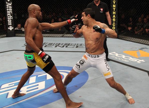 Belfort vs. Silva