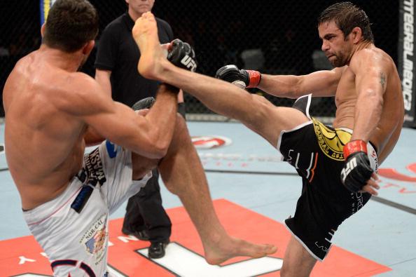 Cabral kicks Mitchell