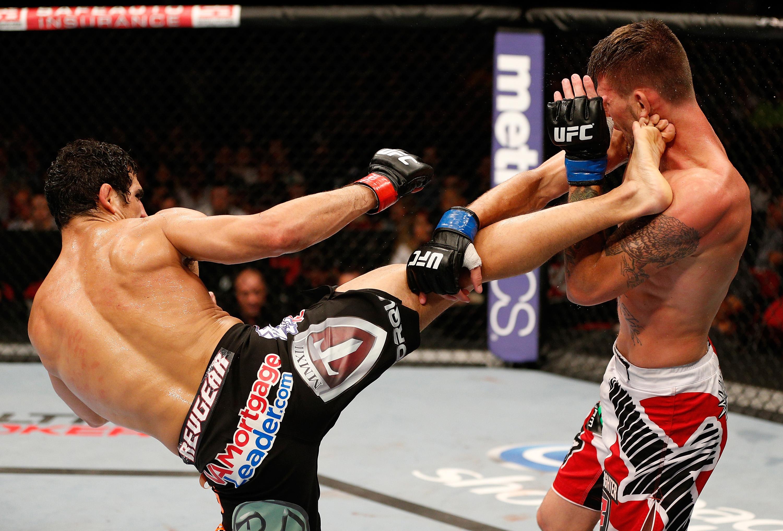 Castillo kicks Means