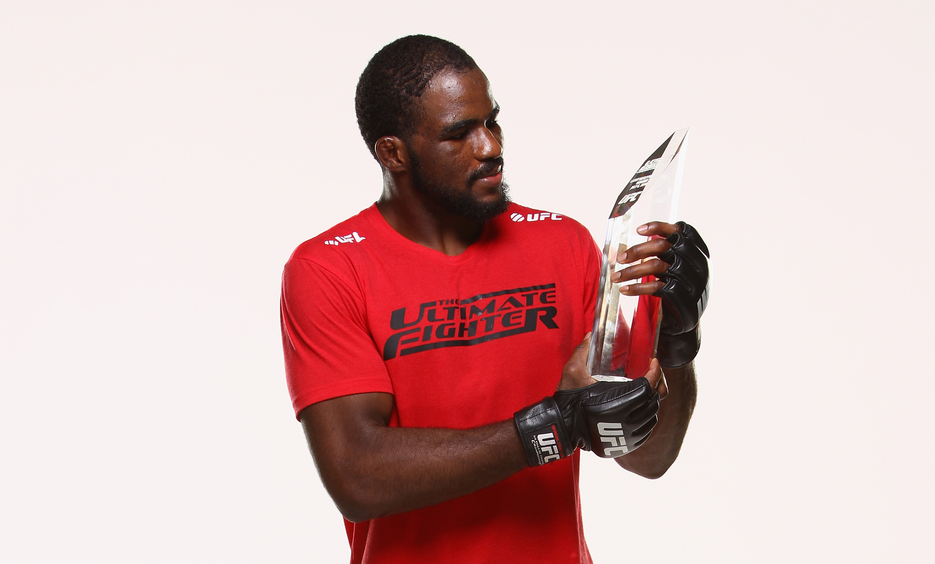 UFC light heavyweight Corey Anderson