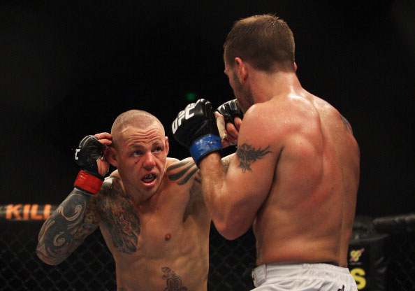 Pearson fights Fisher in Sydney