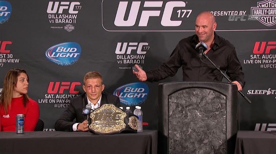 UFC 177: Post-Fight Bonus Report