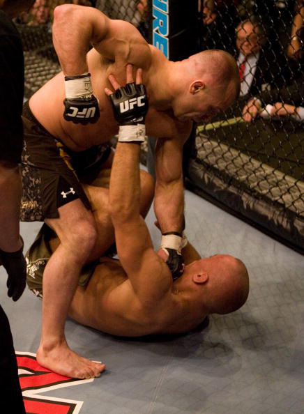 Serra finishes St-Pierre