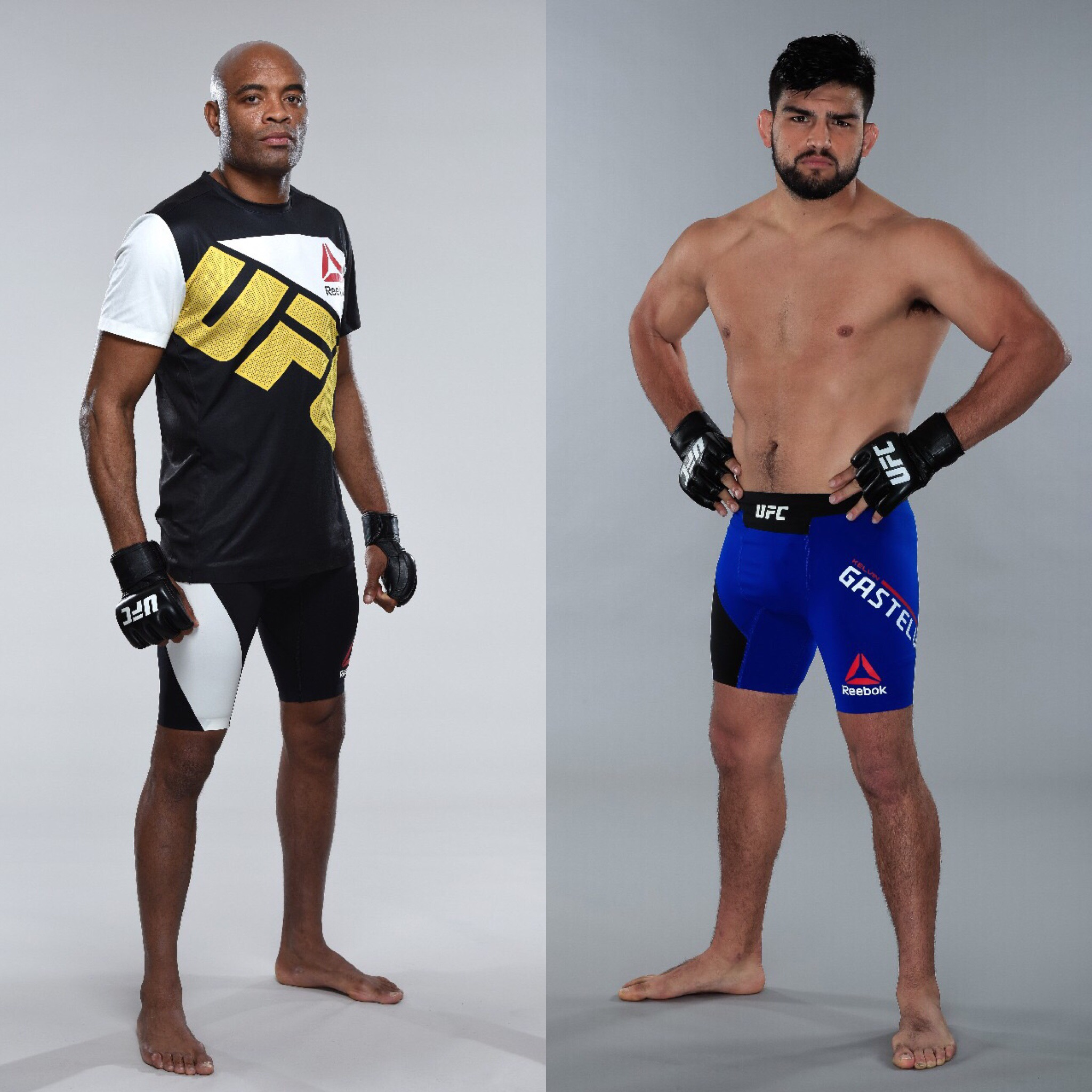 Anderson Silva and <a href='../fighter/Kelvin-Gastelum'>Kelvin Gastelum</a> will meet in the Octagon on Saturday, Nov. 25 live on UFC FIGHT PASS
