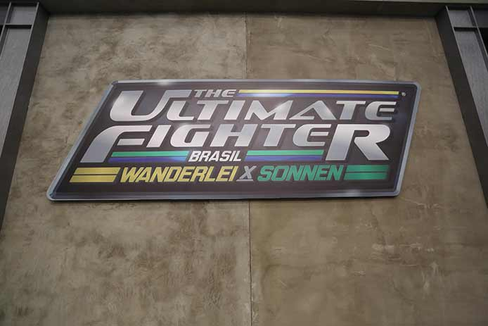 TUF Brazil 3 - Episode One Preview