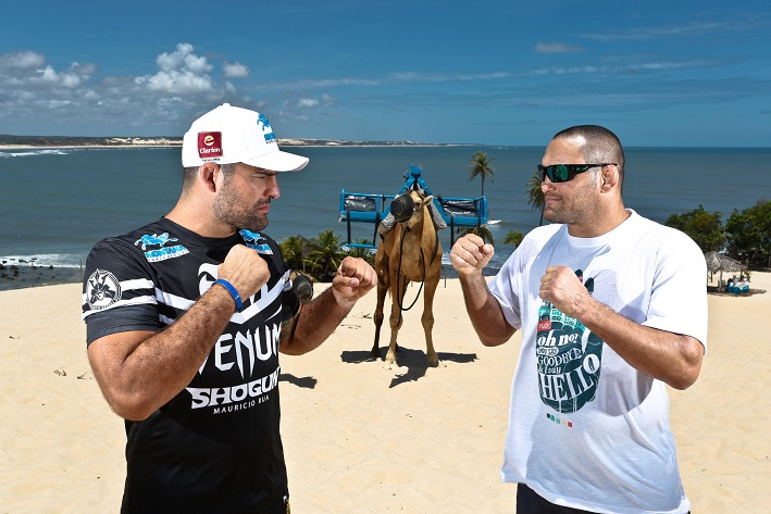 Shogun Rua and <a href='../fighter/Dan-Henderson'>Dan Henderson</a> square off