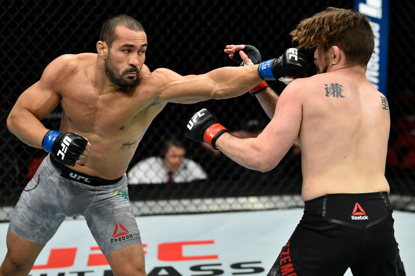 Ufc Fresno Poster >> Davi Ramos é confirmado no UFC 224, no Rio de Janeiro | UFC ® - News