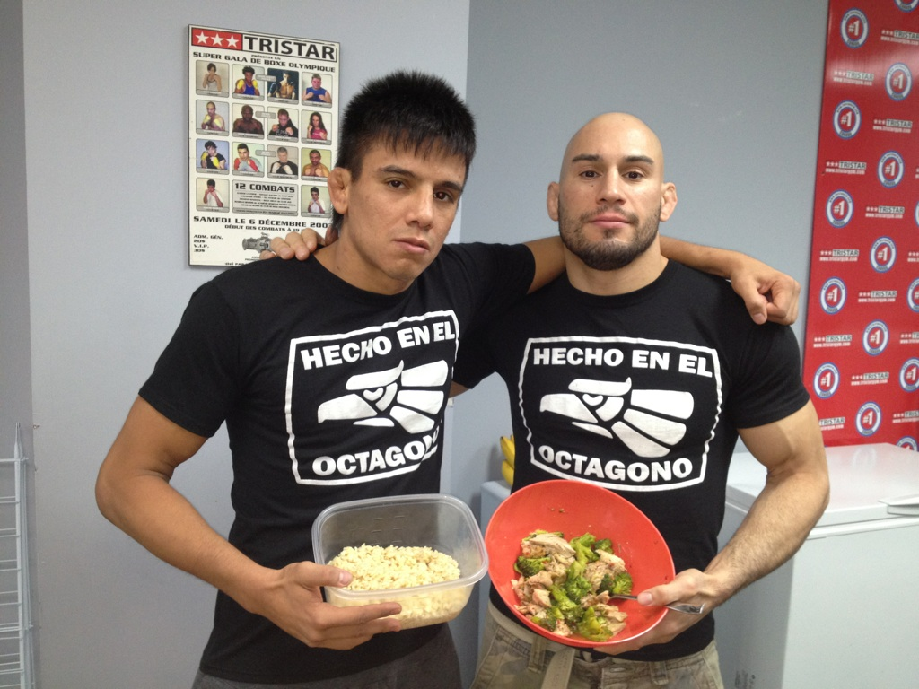 UFC bantamweight Miguel Angel Torres