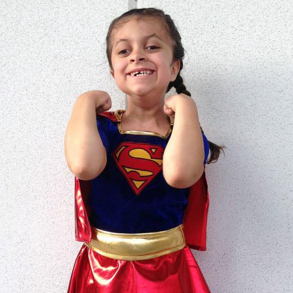 Bella Liborio, daughter of American Top Team's Ricardo Liborio