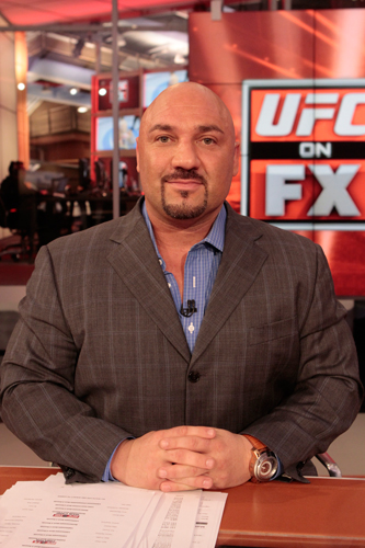 FOX host Jay Glazer