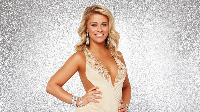 Paige VanZant (Photo Courtesy: Dancing with the Stars/ABC)