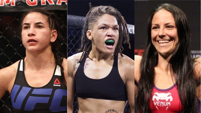 Tecia Torres, Sijara Eubanks and Nina Ansaroff will participate in the Outsports Pride March in New York City, Sunday June 24th.
