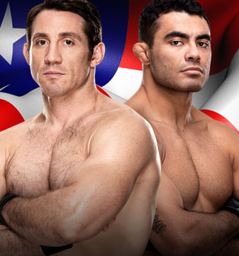 UFC Fight For The Troops 3