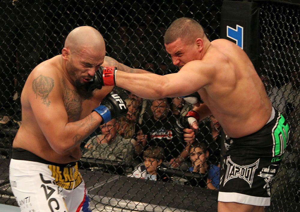 Barry vs. Beltran