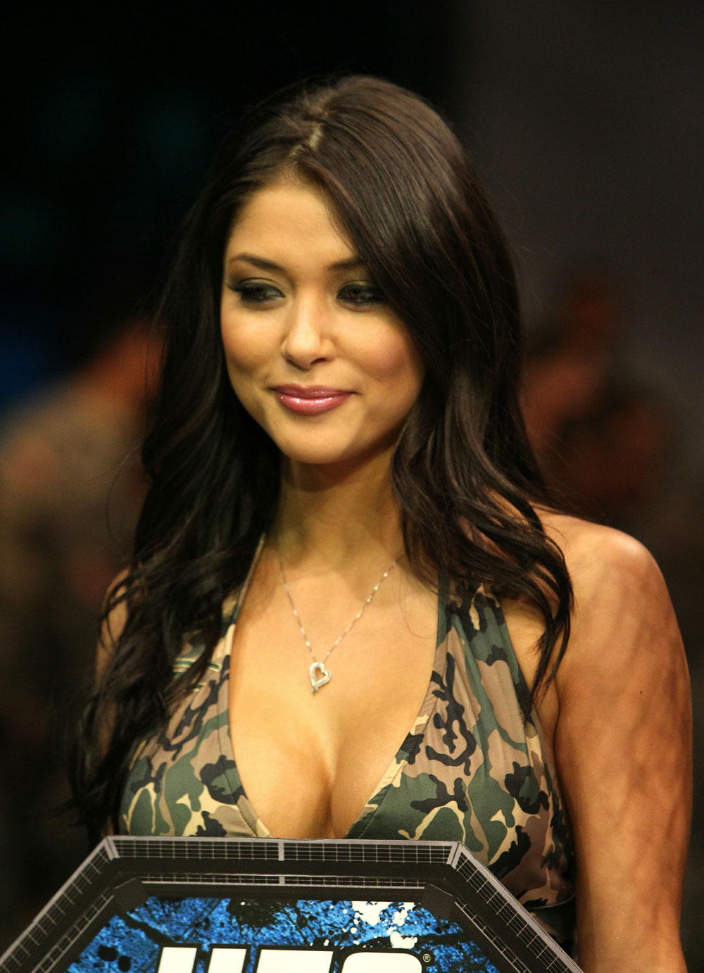 Octagon Girl, Arianny Celeste